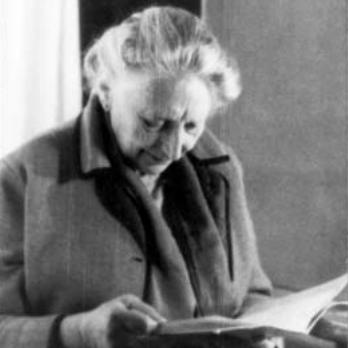 Gertrud Groagová