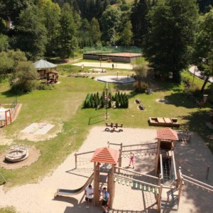 Dětské hřiště Bozeňov