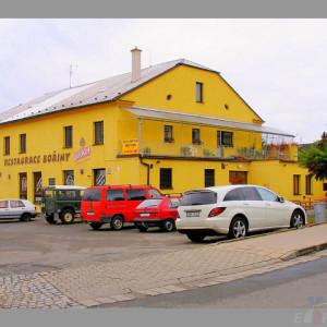 Restaurace Bořiny