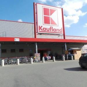 Řeznictví v Kauflandu