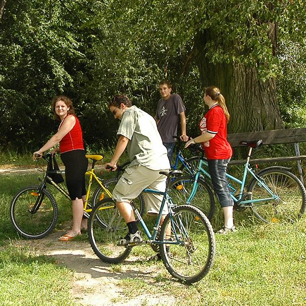Cyklotrasy na Zábřežsku