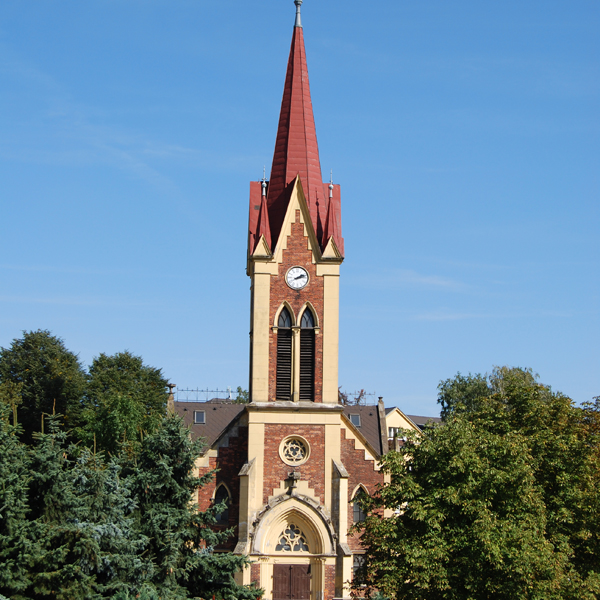 Kostel Církve československé husitské