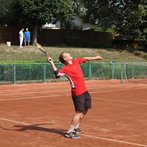 Tenisové kurty a hala TJ Sokol
