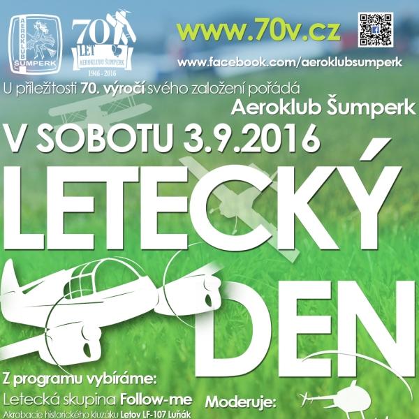 Letecký den Šumperk