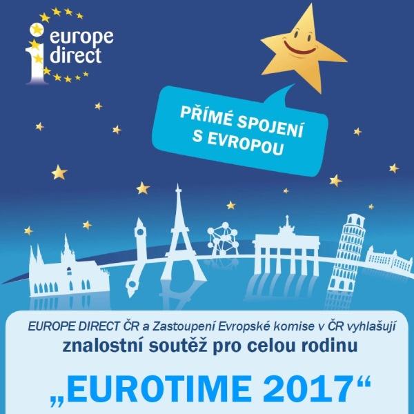 Soutěž EUROTIME 2017