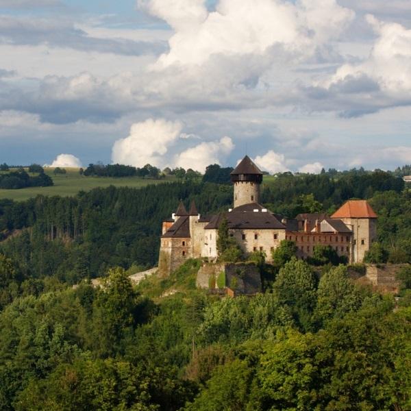 Akce na hradě Sovinec