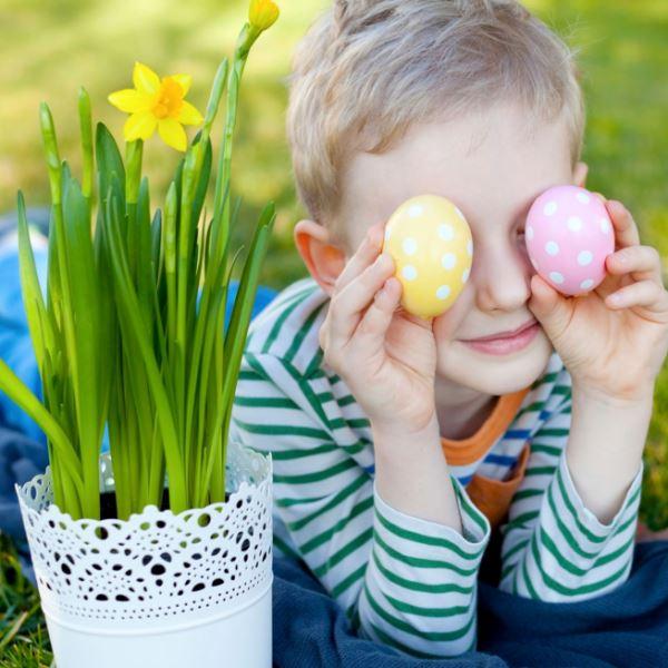 Aktuální tipy na Velikonoce