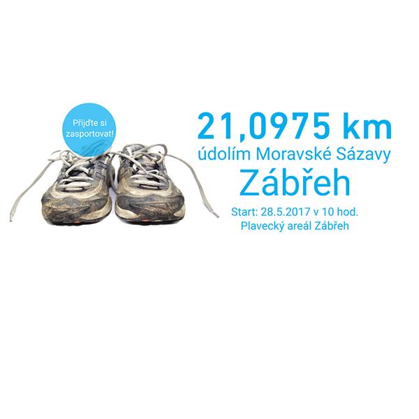 Půlmaraton Zábřeh