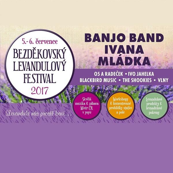 Bezděkovský levandulový festival