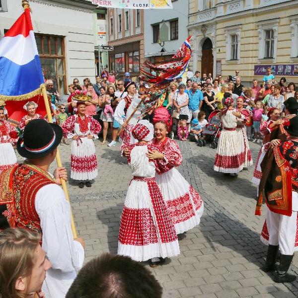 XXVII. Mezinárodní folklorní festival Šumperk