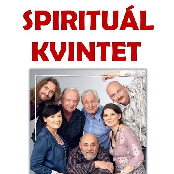 Spirituál kvintet ve Štítech