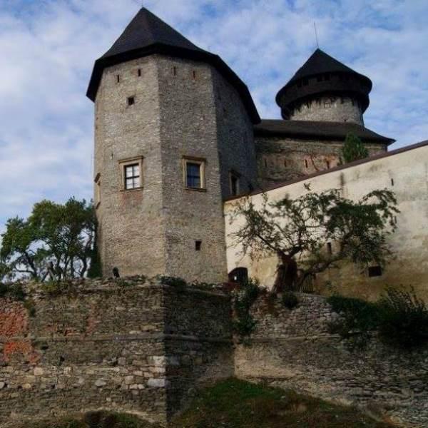 Slavnostní zakončení sezóny na hradě Sovinec