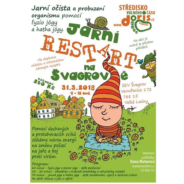 Jarní restart na Švagrově