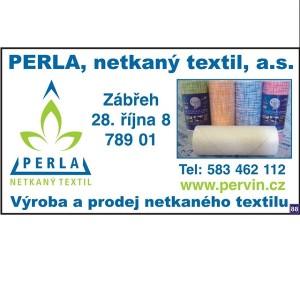 Perla – netkaný textil