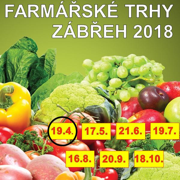 Farmářské trhy Zábřeh