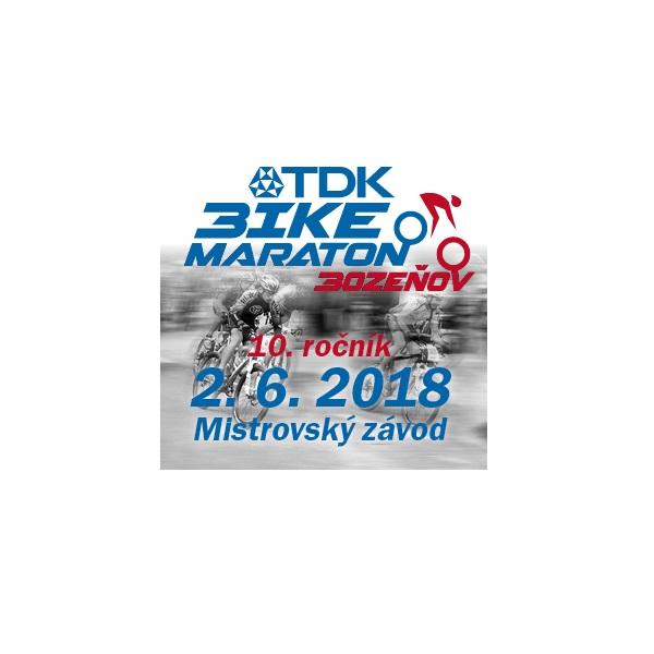 TDK Bikemaraton Bozeňov 2018