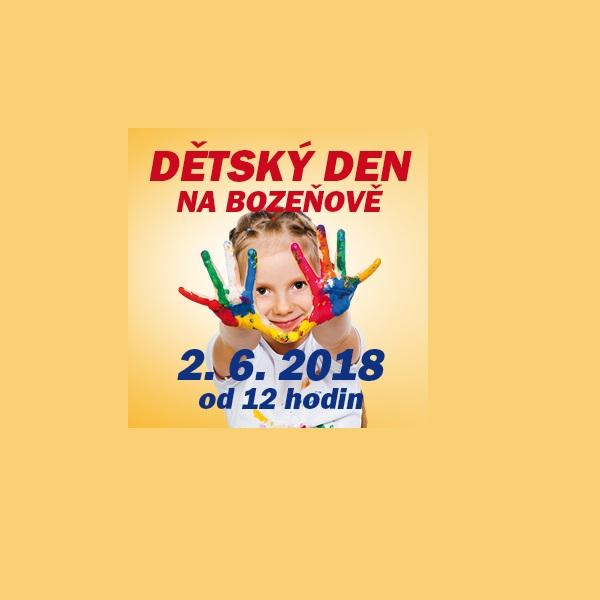 Dětský den na Bozeňově