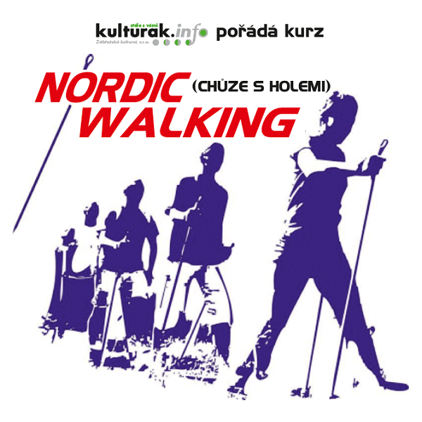 Kurz chůze s holemi (Nordic Walking)