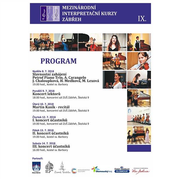Mezinárodní interpretační kurzy