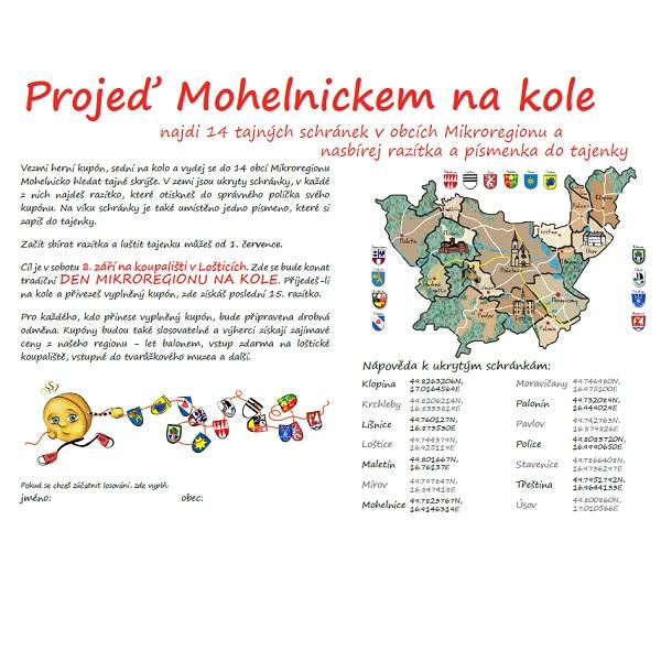 Projeď Mohelnickem na kole