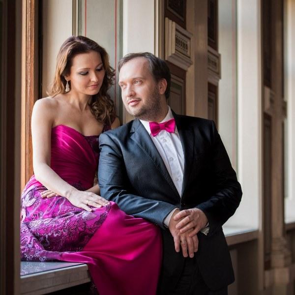 Kristina Fialová a Petr Nouzovský