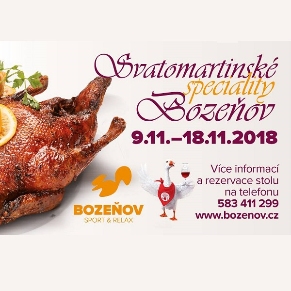 Svatomartinské speciality na Bozeňově