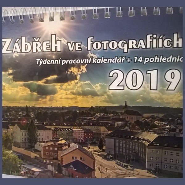 Kalendář města Zábřeh 2019