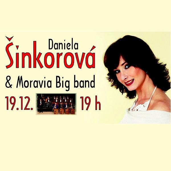 Moravia Big Band a Daniela Šinkorová