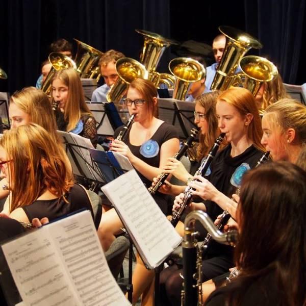 Adventní koncert dechového orchestru