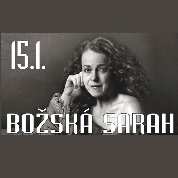 Božská Sarah
