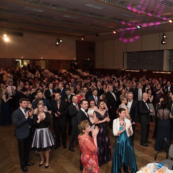 Reprezentační ples města Zábřeh 2019