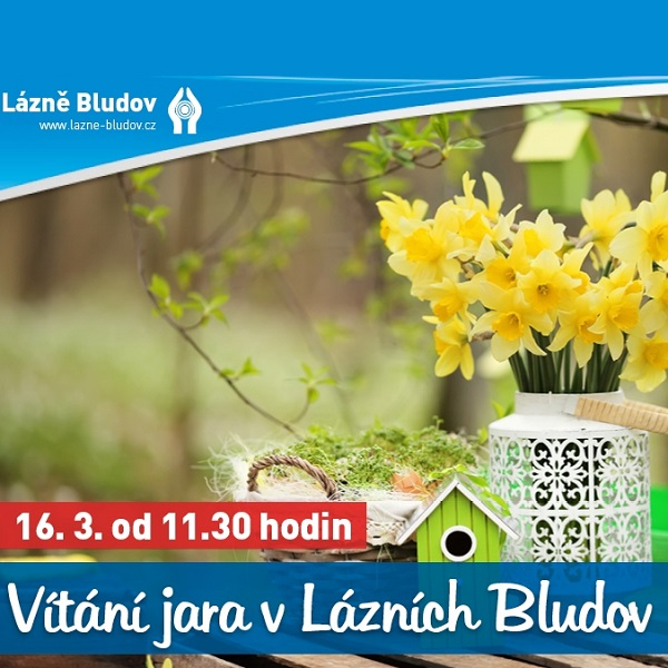 Vítání jara v Lázních Bludov