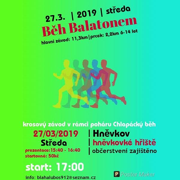Běh Balatonem