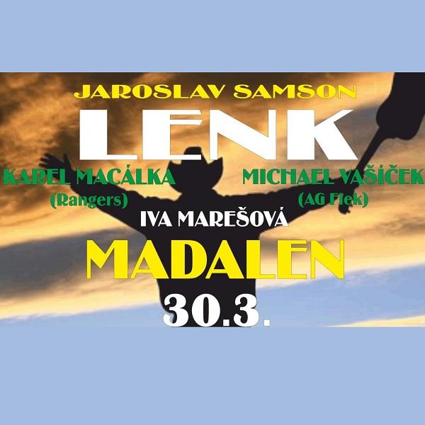 Madalen & Jaroslav Samson Lenk