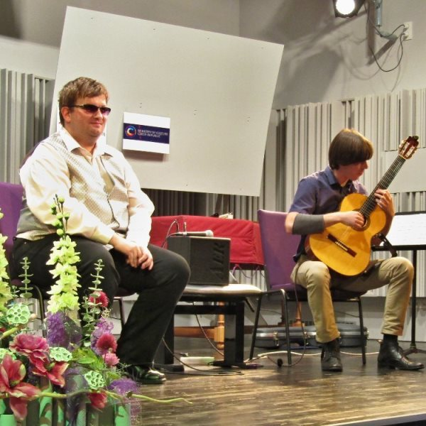 Koncert Radka Žaluda