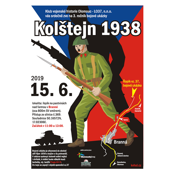 Kolštejn 1938