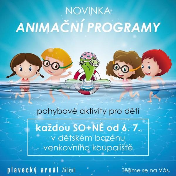 Animační programy pro děti