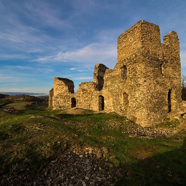 Turistický TIP: Na hrad Brníčko
