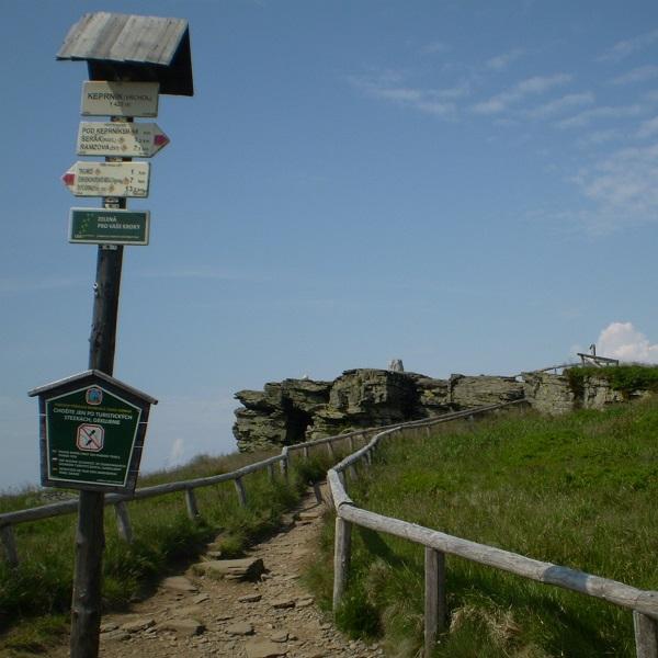 Turistický TIP: Na Keprník a Obří skály