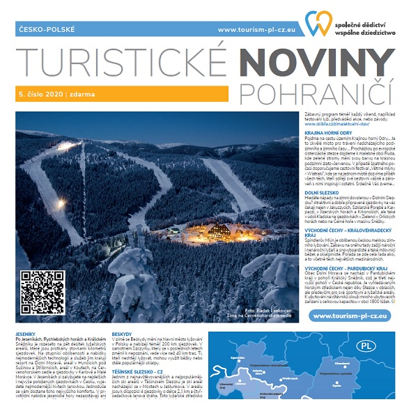 Turistické noviny – pohraničí
