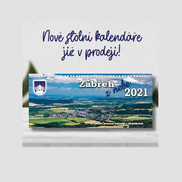 Kalendáře Zábřeh 2021