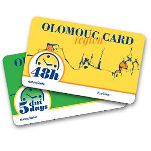 Olomouc region Card – turistická slevová karta