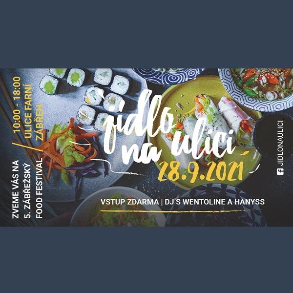Jídlo na ulici – 5. zábřežský food festival